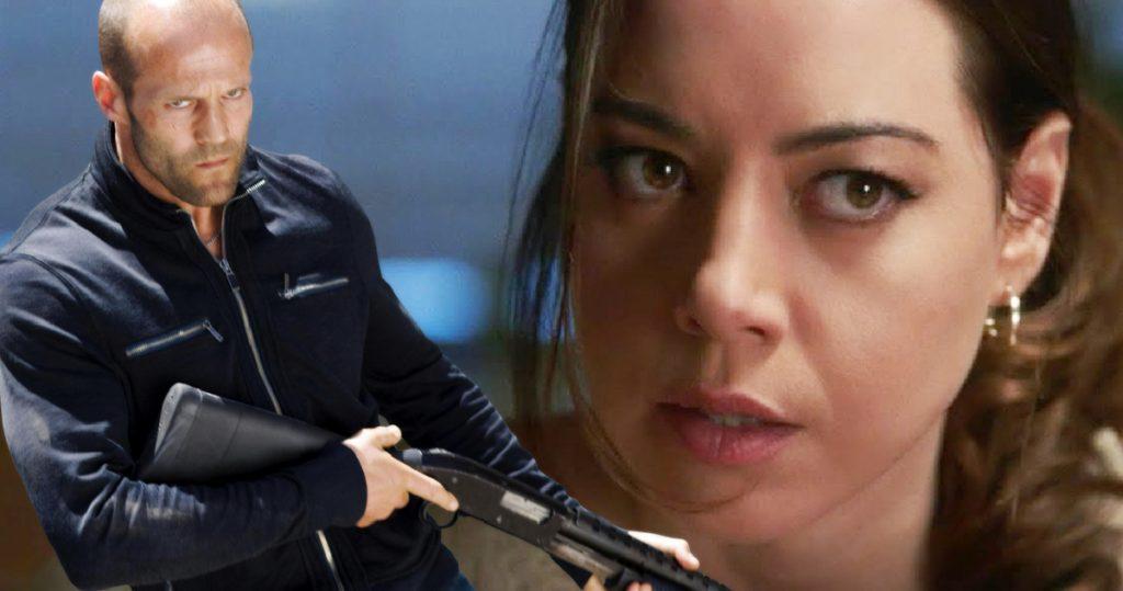 Aubrey Plaza Berkolaborasi Dengan Jason Statham Dalam Film Terbaru Guy Ritchie Five Eyes