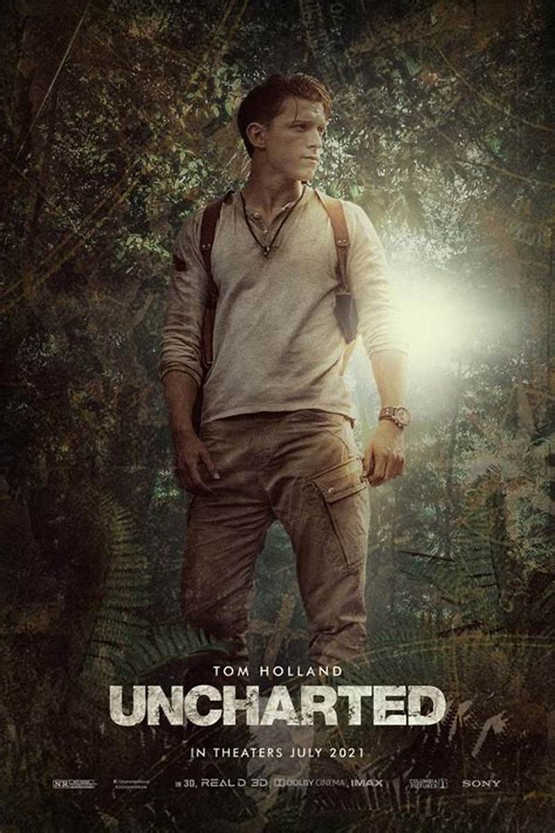 Petualangan Pertama Tom Holland Sebagai Nathan Drake Di Film Live-Action Uncharted