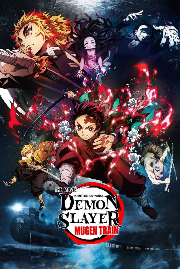 Demon Slayer Menjadi Film Animasi Terlaris Mengalahkan Spirited Away Di Jepang